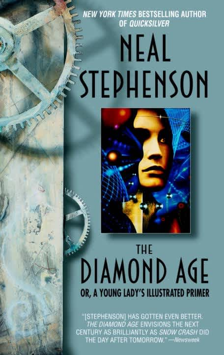 Buy The Diamond Age on Amazon