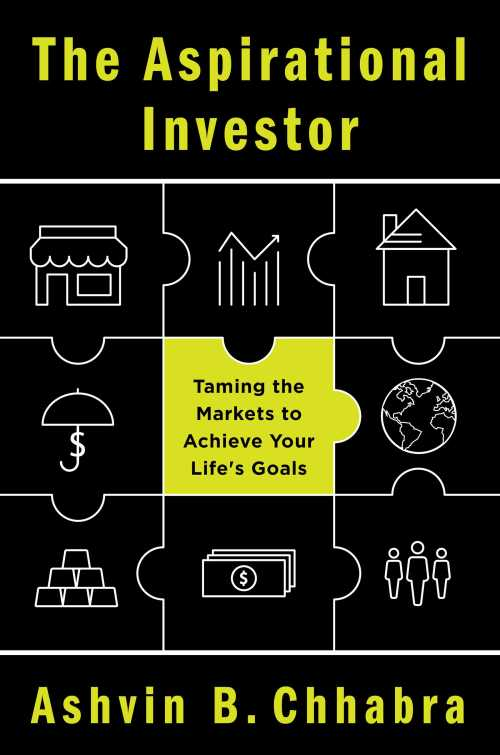 Buy The Aspirational Investor on Amazon
