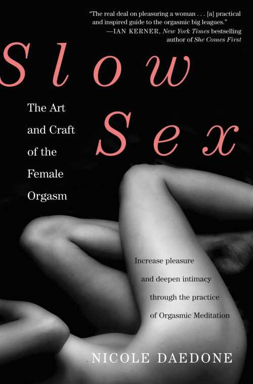 Buy Slow Sex on Amazon