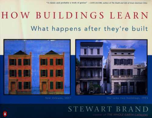 Buy How Buildings Learn on Amazon