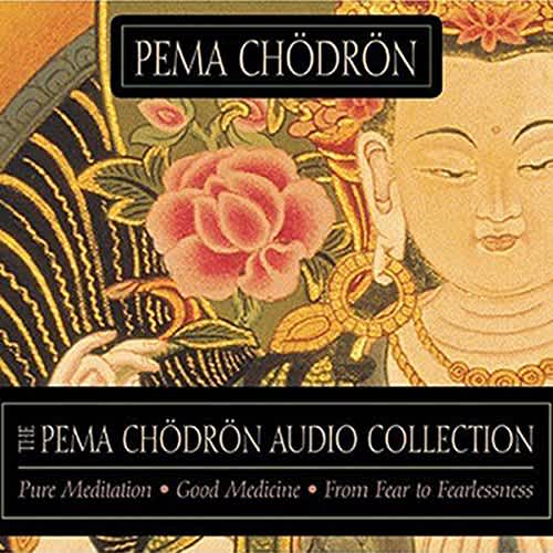 Buy The Pema Chodron Audio Collection on Amazon