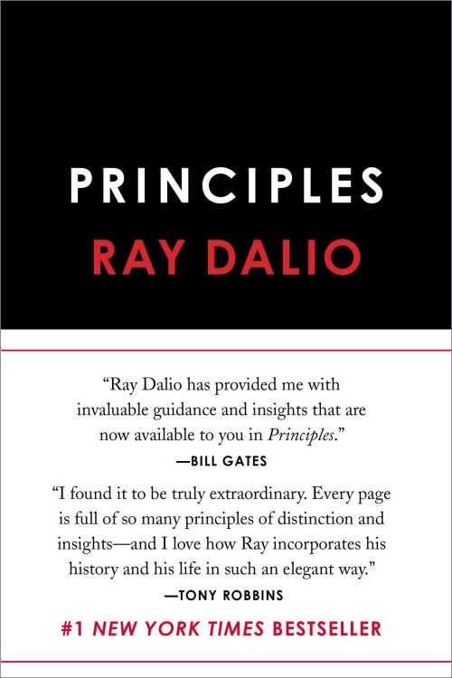 Buy Principles on Amazon