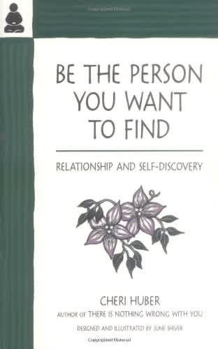 Buy Be the Person You Want to Find on Amazon