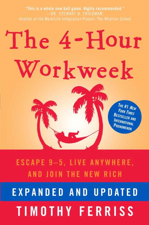 Buy The 4-Hour Work Week on Amazon