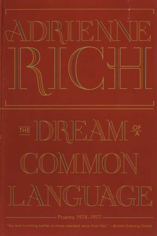 Buy The Dream of a Common Language on Amazon