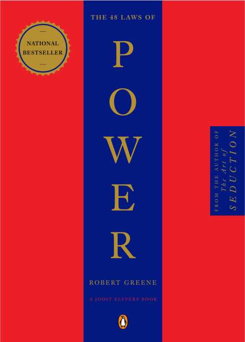 Buy The 48 Laws of Power on Amazon