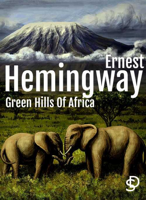 Buy Green Hills of Africa on Amazon