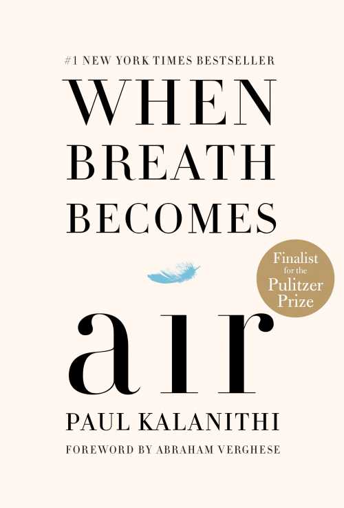 Buy When Breath Becomes Air on Amazon