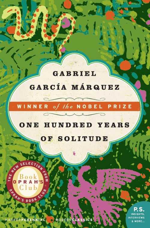 Buy One Hundred Years of Solitude on Amazon