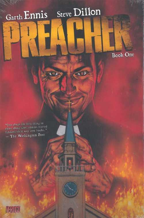 Buy Preacher on Amazon