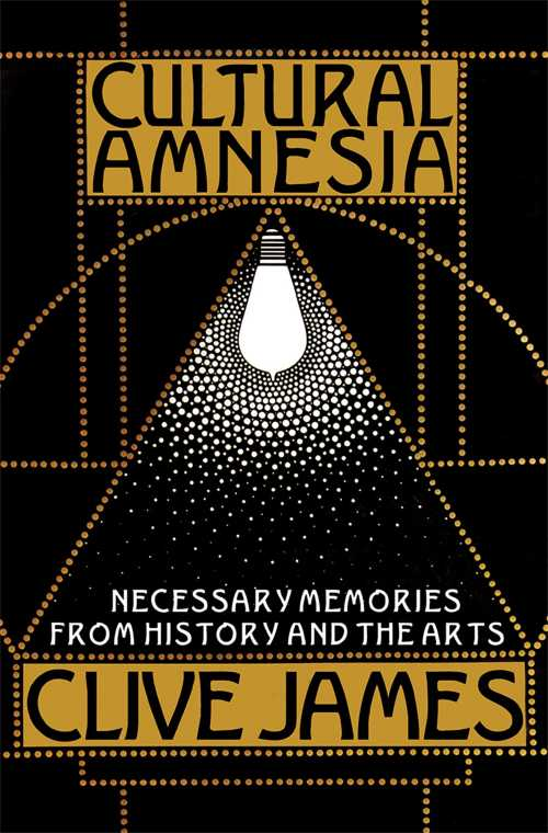 Buy Cultural Amnesia on Amazon