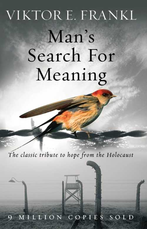 Buy Man's Search for Meaning on Amazon