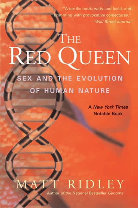 Buy The Red Queen on Amazon