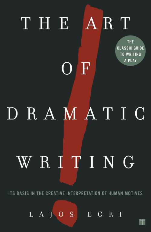Buy The Art of Dramatic Writing on Amazon