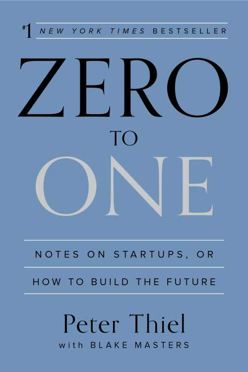 Buy Zero to One on Amazon