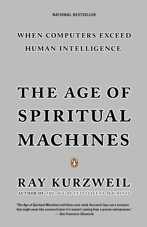 Buy The Age of Spiritual Machines on Amazon
