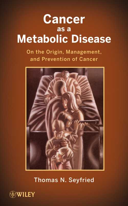 Buy Cancer as a Metabolic Disease on Amazon