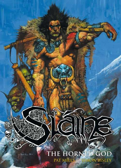 Buy Slaine on Amazon