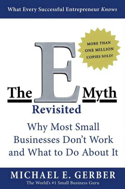 Buy The E-Myth Revisited on Amazon
