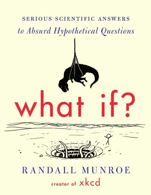 Buy What If? on Amazon
