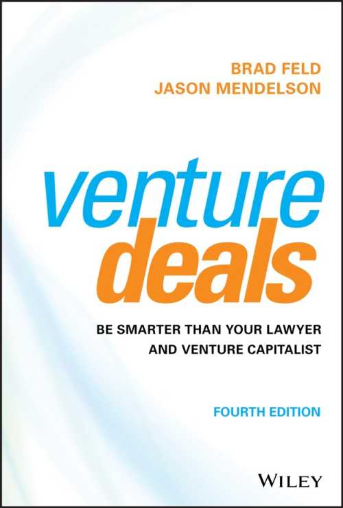 Buy Venture Deals on Amazon