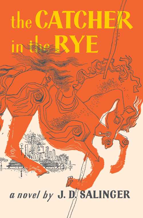 Buy The Catcher in the Rye on Amazon
