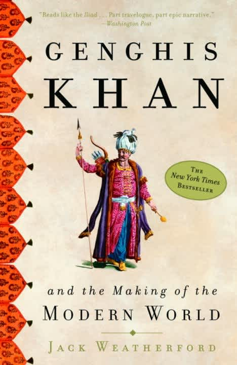 Buy Genghis Khan and the Making of the Modern World on Amazon