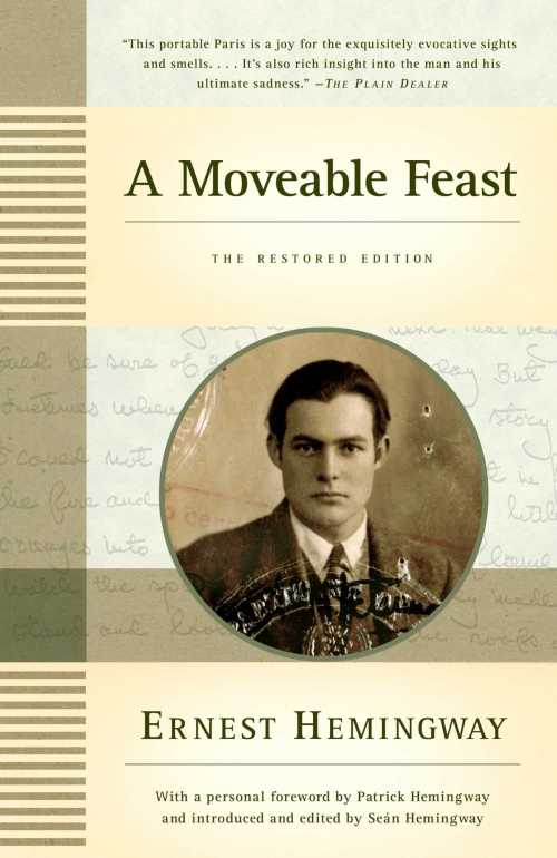 Buy A Moveable Feast on Amazon