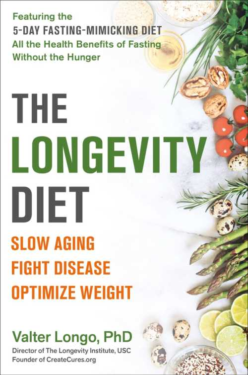 Buy The Longevity Diet on Amazon