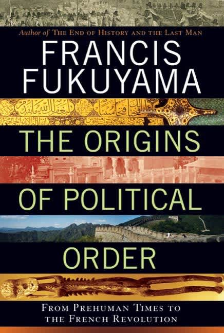Buy The Origins of Political Order on Amazon