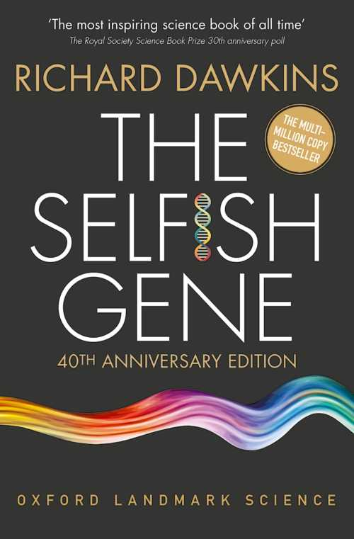 Buy The Selfish Gene on Amazon