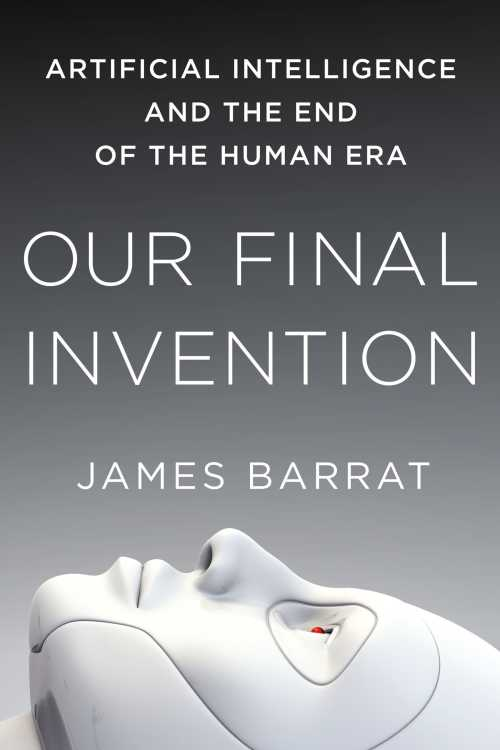 Buy Our Final Invention on Amazon
