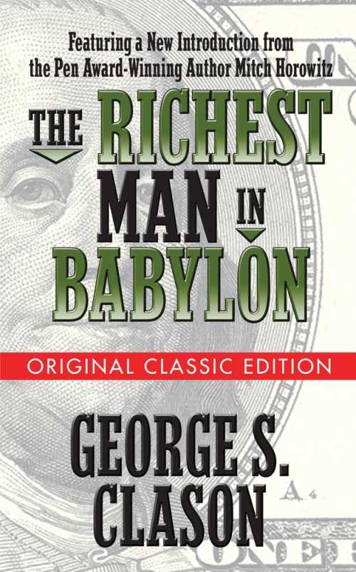 Buy The Richest Man in Babylon on Amazon