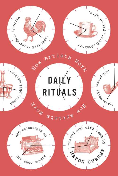 Buy Daily Rituals on Amazon
