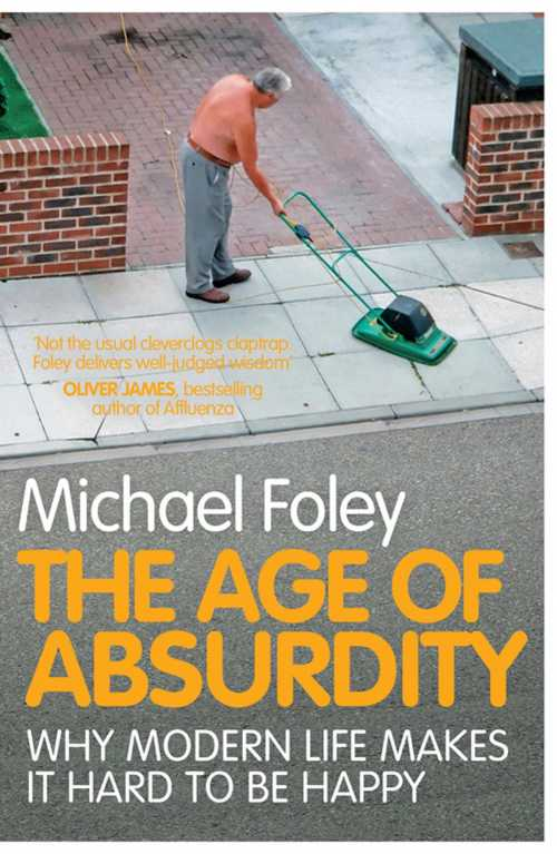Buy The Age Of Absurdity on Amazon