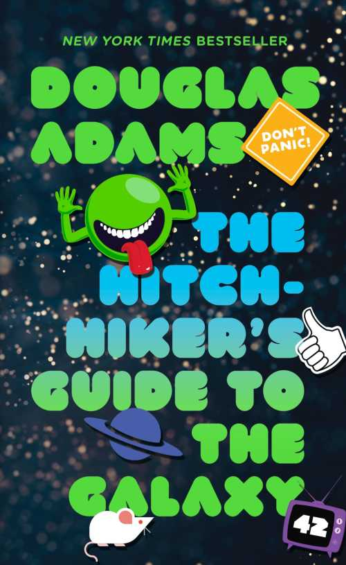 Buy The Hitchhiker's Guide to the Galaxy on Amazon