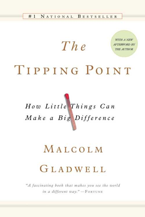Buy The Tipping Point on Amazon