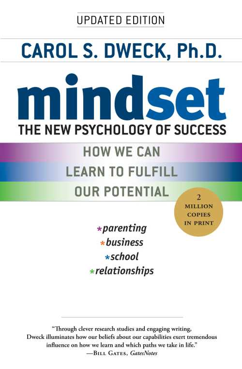 Buy Mindset on Amazon