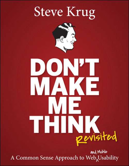 Buy Don't Make Me Think, Revisited on Amazon