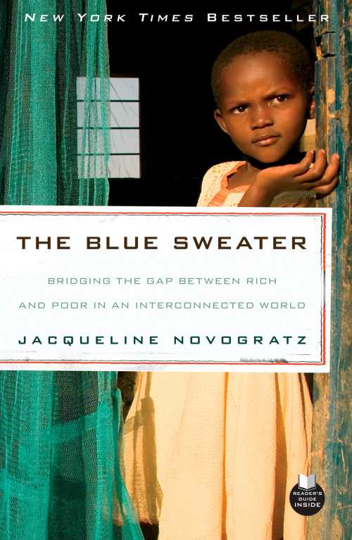 Buy The Blue Sweater on Amazon