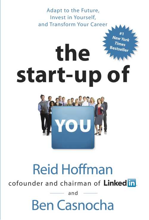 Buy The Start-Up of You on Amazon