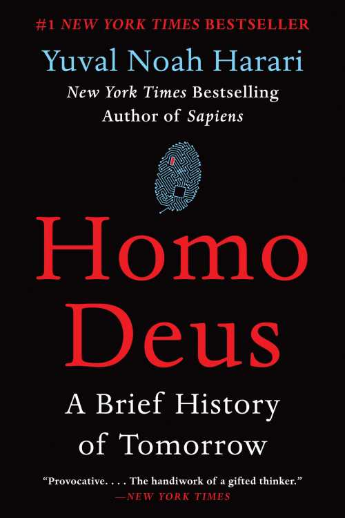 Buy Homo Deus on Amazon