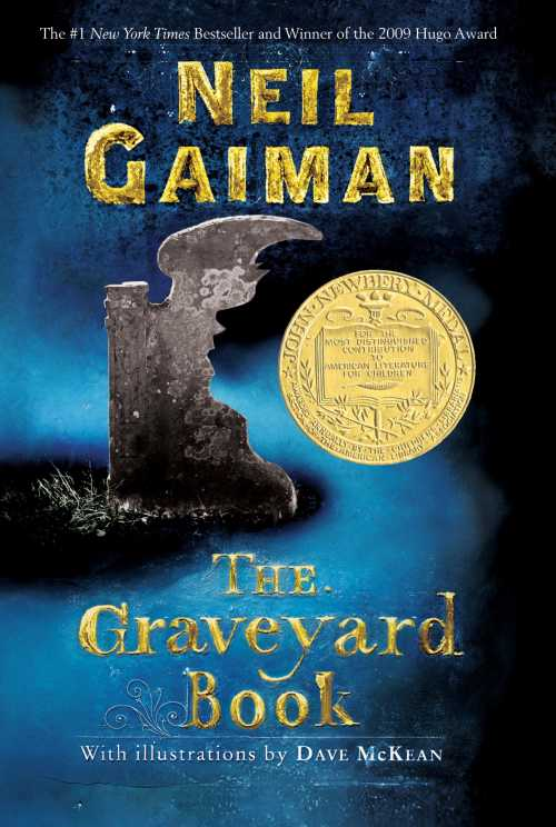Buy The Graveyard Book on Amazon