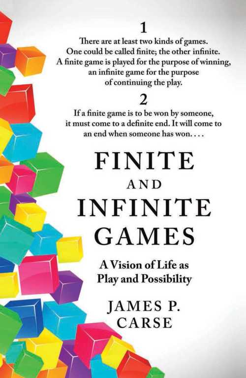 Buy Finite and Infinite Games on Amazon