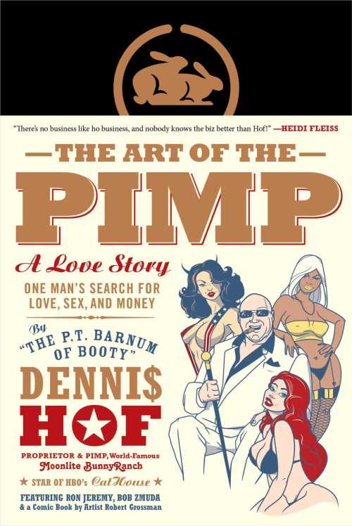 Buy The Art of the Pimp on Amazon