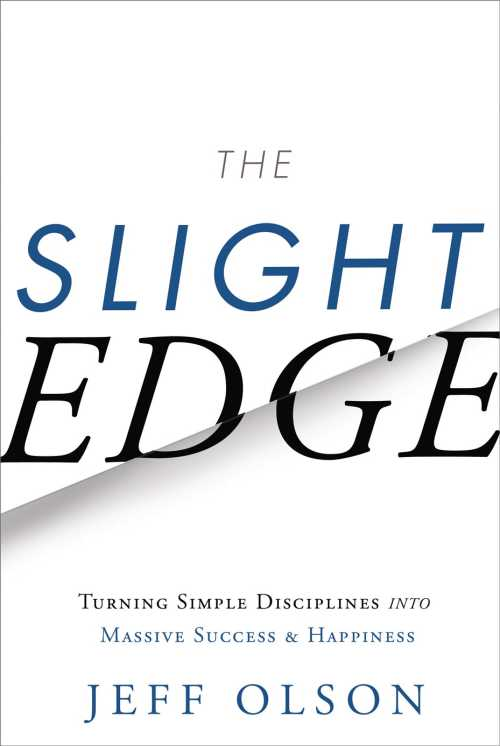 Buy The Slight Edge on Amazon