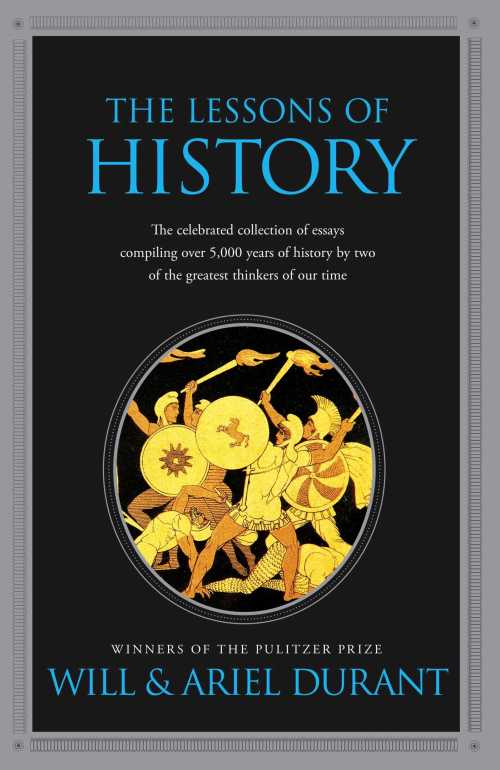 Buy The Lessons of History on Amazon