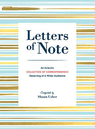 Buy Letters of Note on Amazon