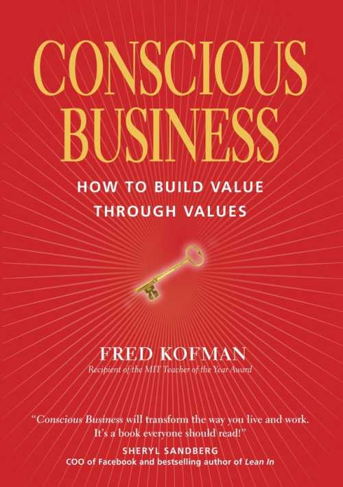 Buy Conscious Business on Amazon