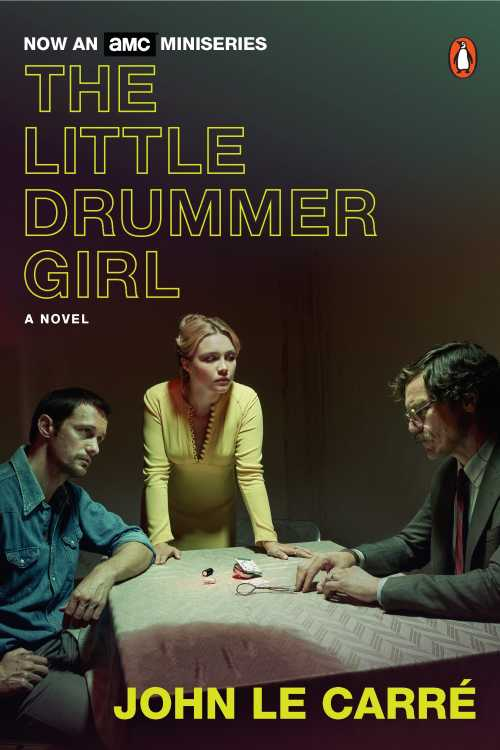 Buy The Little Drummer Girl on Amazon